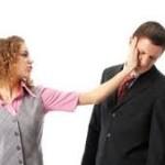 التعامل بلؤم بين الزوج والزوجة