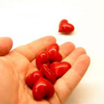 كلمات حب في عيد الحب