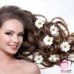 أقنعة الدهون لفرد الشعر طبيعياً