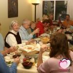 إتيكيت حضور المناسبات العائلية