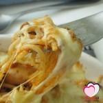 اسباجيتي بالجبن الرومي