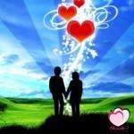 رسائل الحب تنقذ الزواج