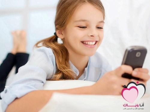 كيف تمنعين خطر الهواتف الذكيه عن أطفالك ؟