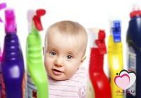 نصائح بسيطة لتجنب إصابة طفلك بالتسمم