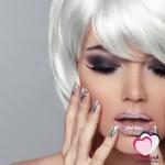 10 خطوات للحصول على لون شعر أشقر رمادي