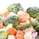 طريقة حفظ الخضروات في الفريزر تجميد الخضروات