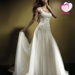 فستان الزفاف…أسطورةٌ متشابكة الخيوط