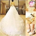 فستان زفاف من إختيارك