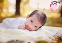 تمرينات للمولود من عمر 7 أشهر إلى 12 شهراً