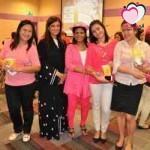 النشاطات الوردية ضمن الفعالية السنوية للتوعية حول سرطان الثدي