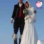 زواج أول عروسين بالقطب الشمالي