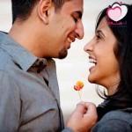 كيف تعبرى لخطيبك عن حبك