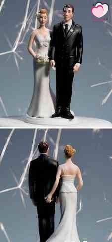 أحدث صيحات كعكة الزواج