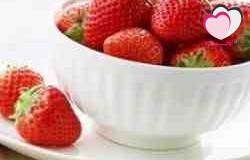 الفراولة تحدِّ من أضرار الأزمات القلبيَّة