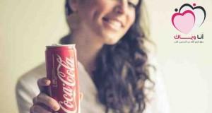 الكوكاكولا منظف فعّال داخل البيت