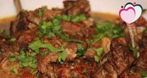 وصفة اللحم المقلقل الحضرمي
