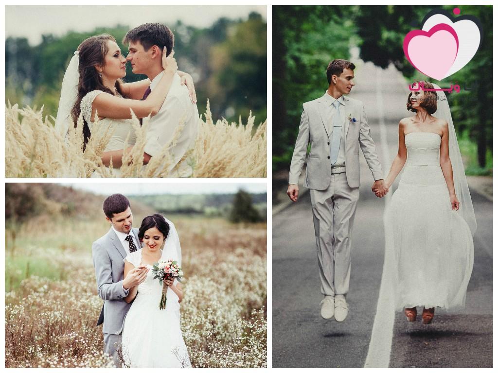 أفكار حفلات الزفاف في الربيع وصيف 2015